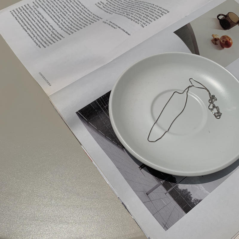 ✳︎予約販売✳︎silver925 2way necklace