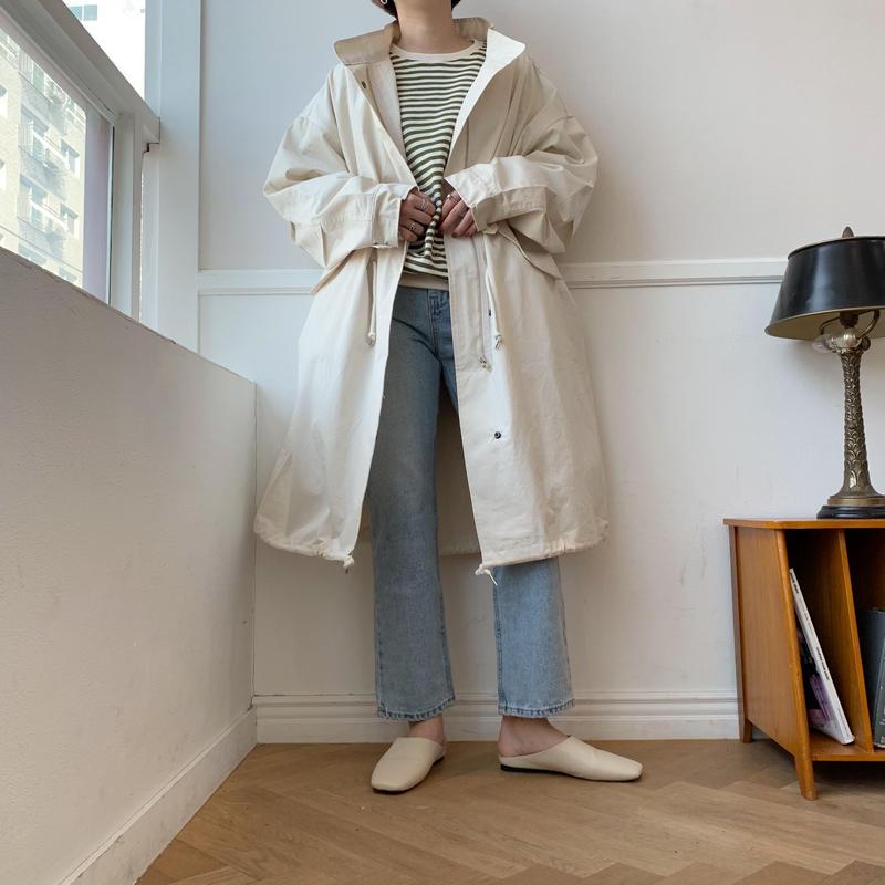 ✳︎予約販売✳︎over military coat/2colors
