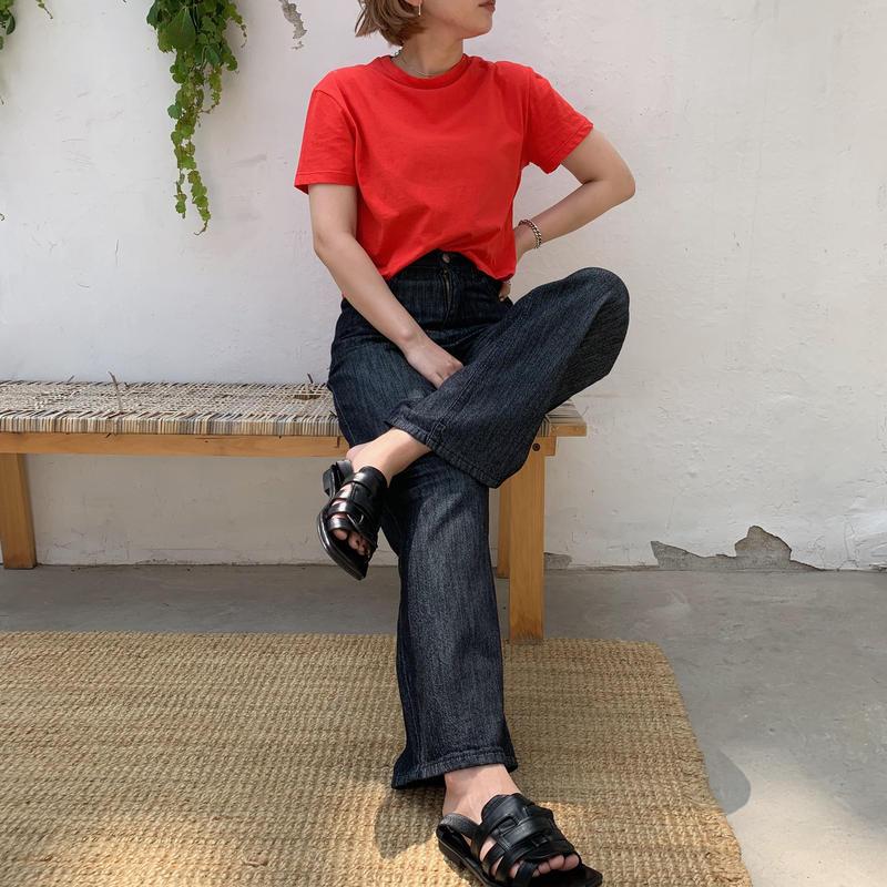 ✳︎予約販売✳︎linen blend jeans