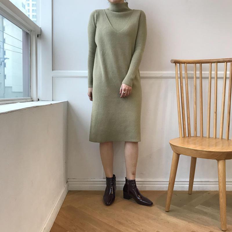 ✳︎予約販売✳︎2set knit OPS