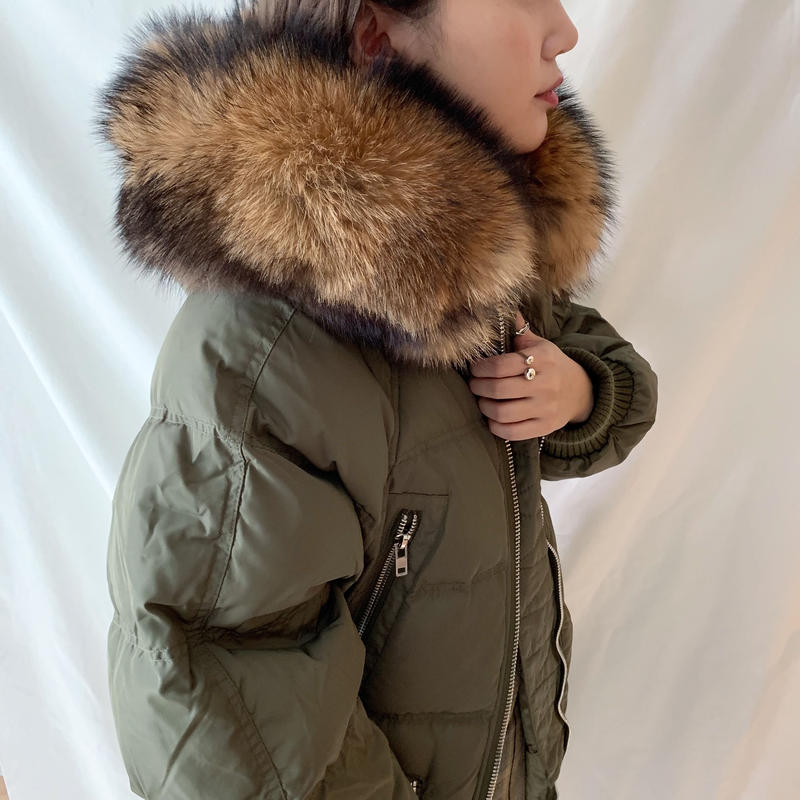 *予約販売*2way duck down coat/2colors