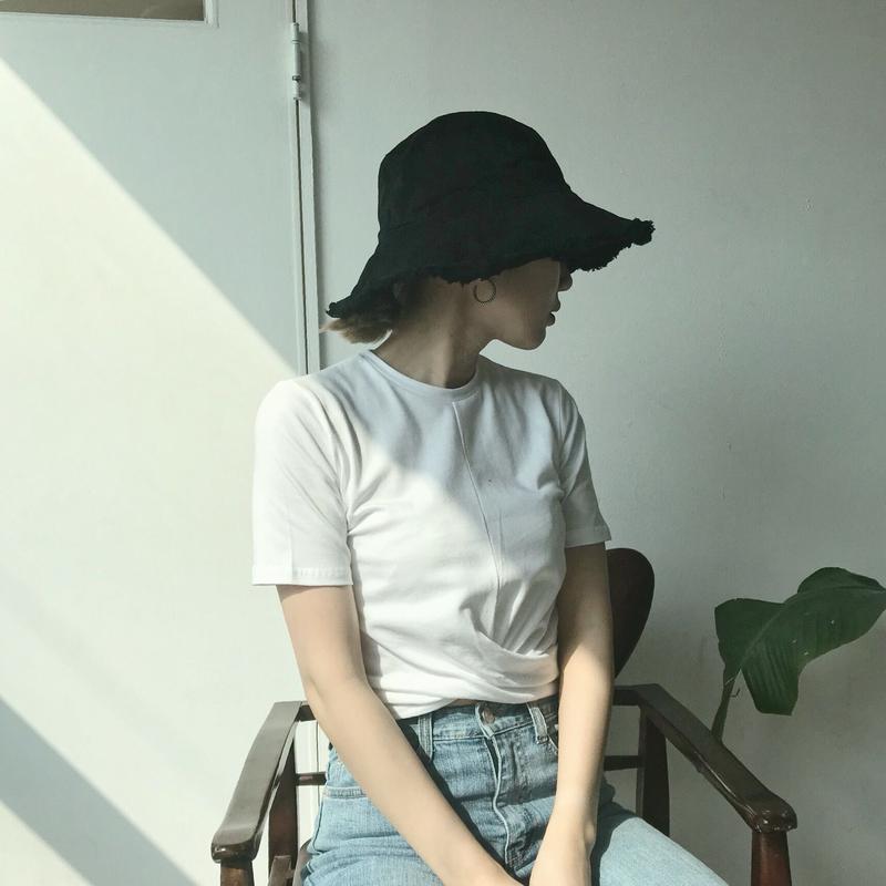 ✳︎予約販売✳︎クロスミニT-shirt/3colors