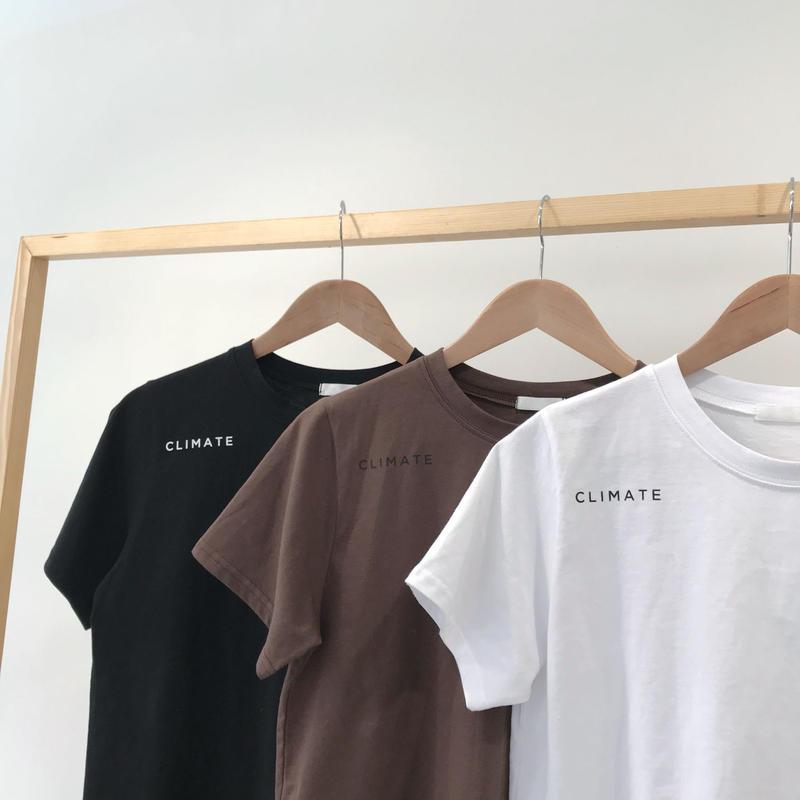 "✳︎予約販売✳︎""CHANGE""T /3colors"