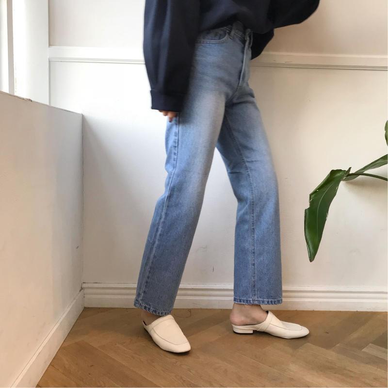 ✳︎予約販売✳︎daily jeans/2colors