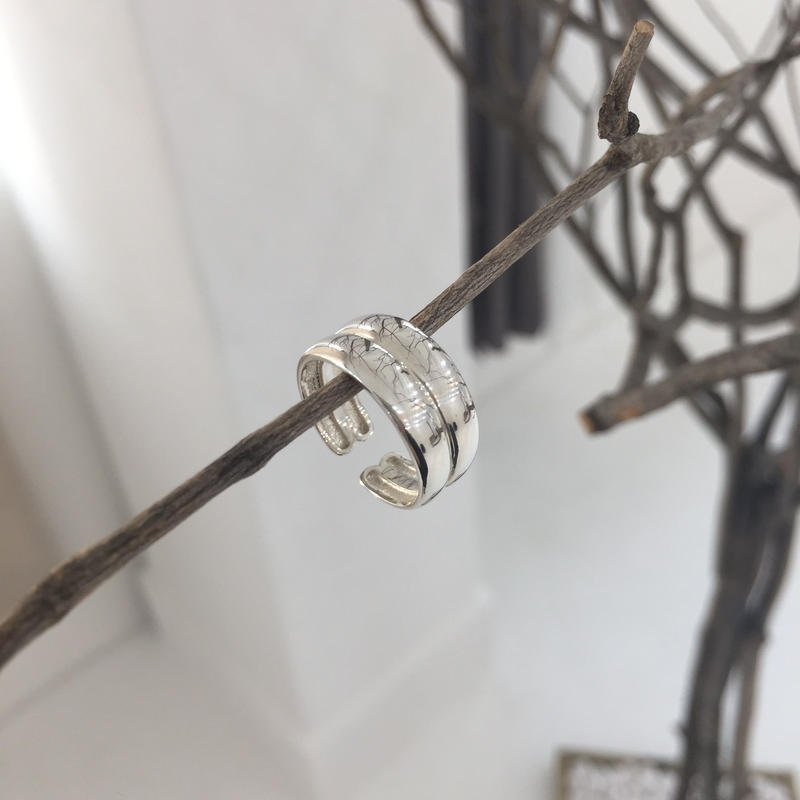 *予約販売*SILVER925 Big Ring