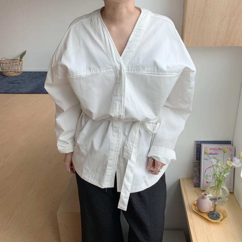 ✳︎予約販売✳︎pocket 2way shirt/2colors