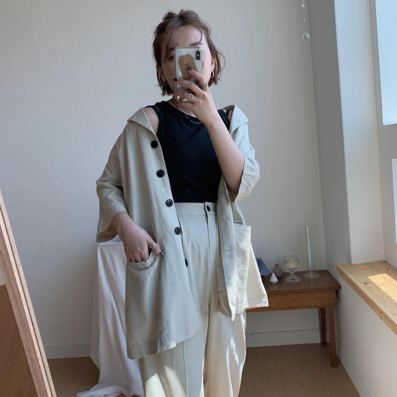 ✳︎予約販売✳︎ennui setup/beige