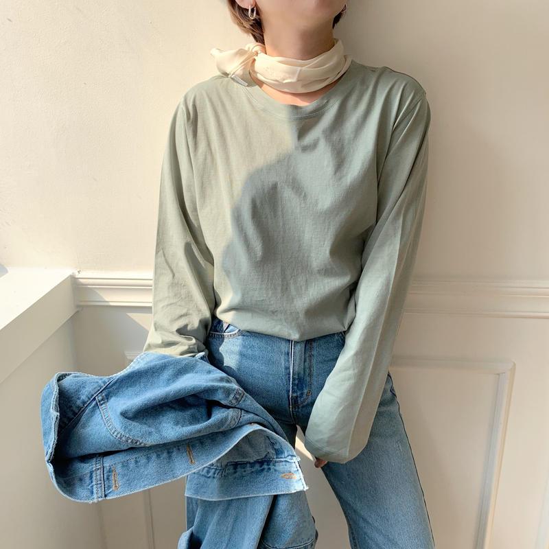 ✳︎予約販売✳︎boxy T-shirt/3colors