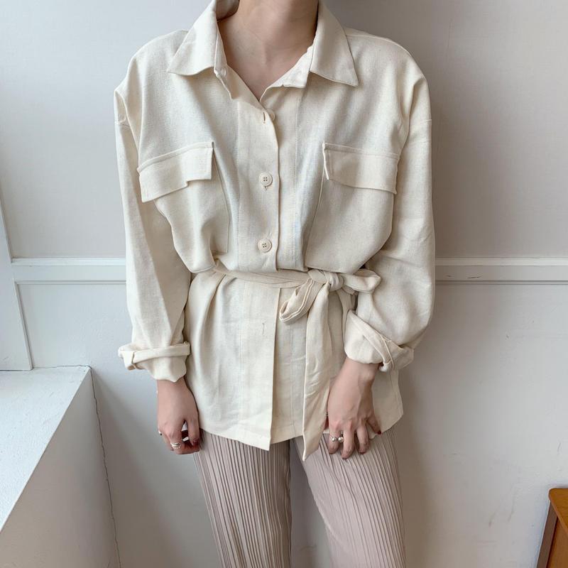 ✳︎予約販売✳︎over shirt/2colors