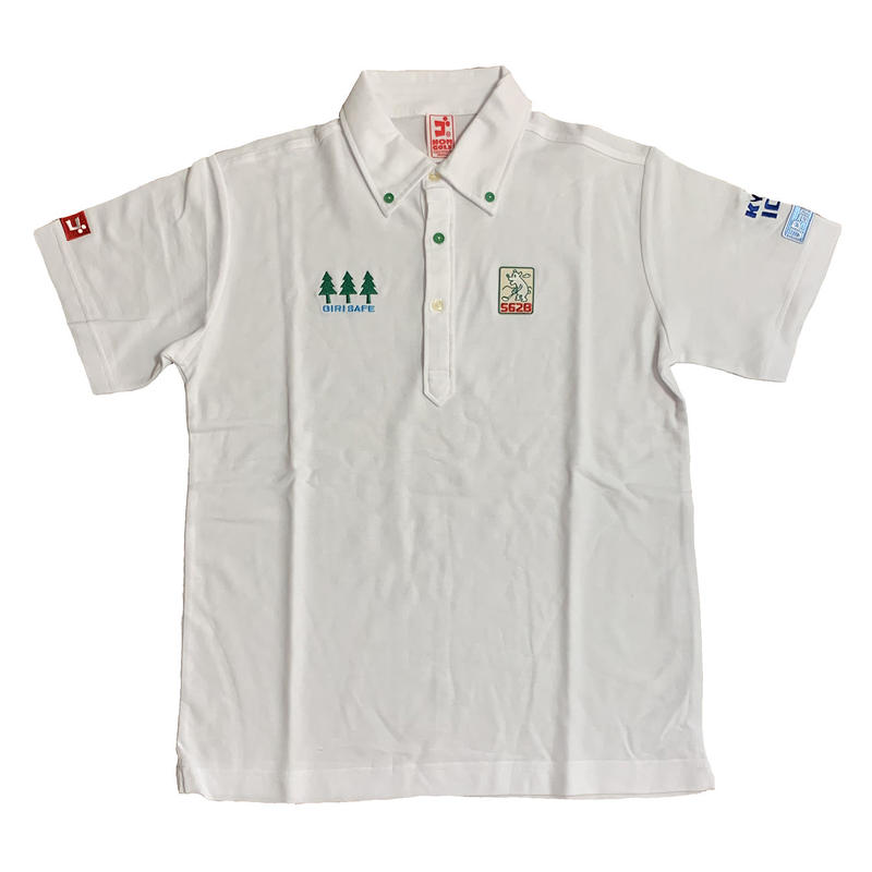 【予約販売】野村タケオデザイン562Bポロシャツ2019モデル ホワイト