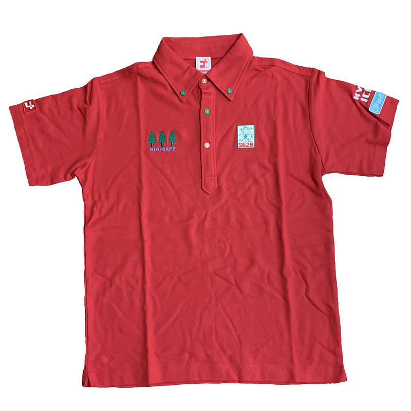 【予約販売】野村タケオデザイン562Bポロシャツ2019モデル レッド