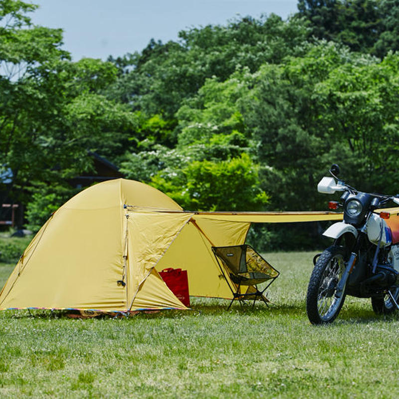 【tent-Mark DESIGNS × nomadica】TenGer(テンゲル)