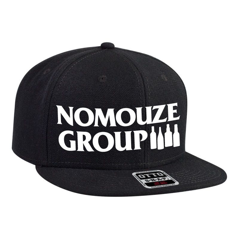 NOMOUZE GROUP CAP/BLACK