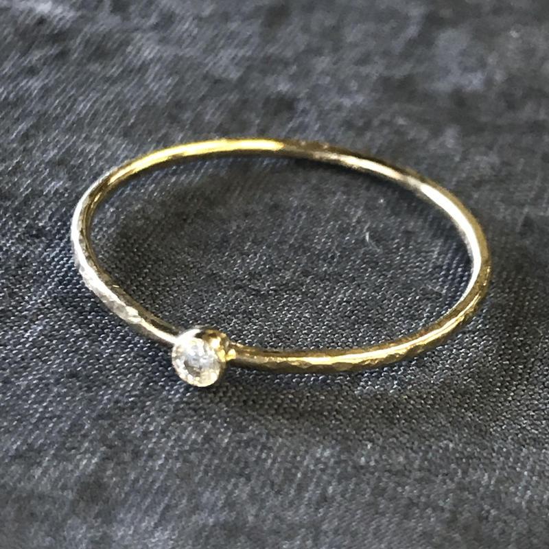 14金GF petit-ring