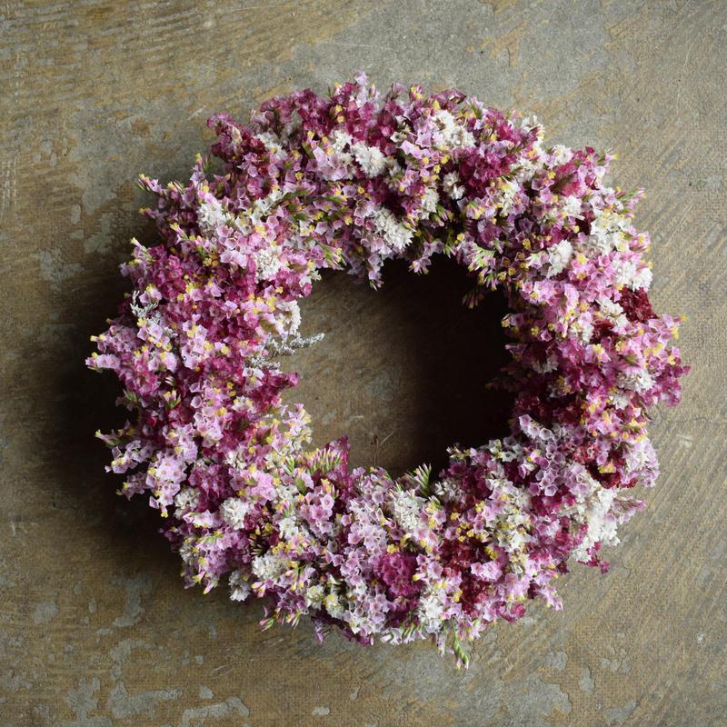 野の花屋 ハイブリットスターチスのミックスリース