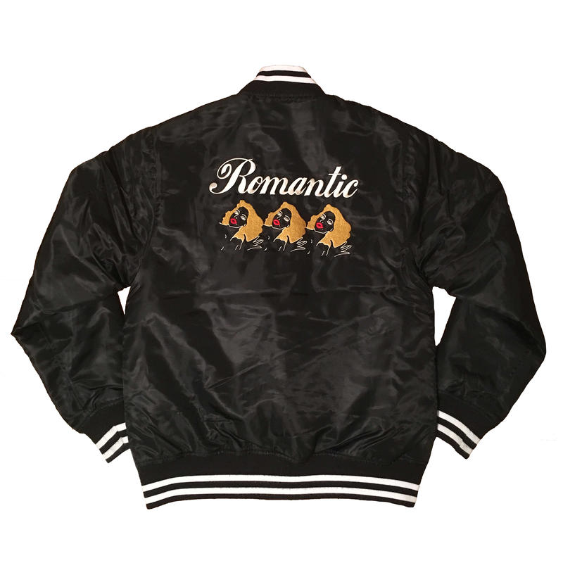 Embroidery Stadium Jacket