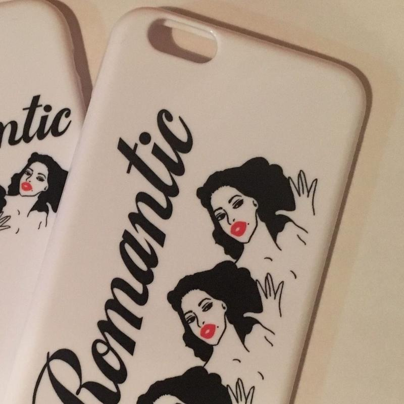 Romantic iPhone case