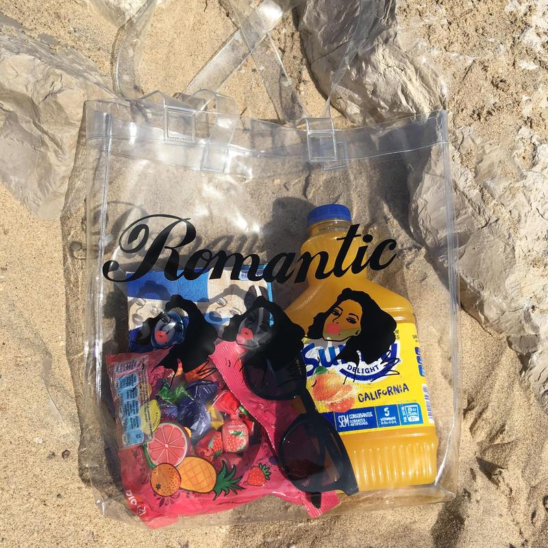 Romantic PVC BAG