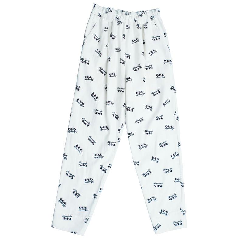 Romantic Easy Pants