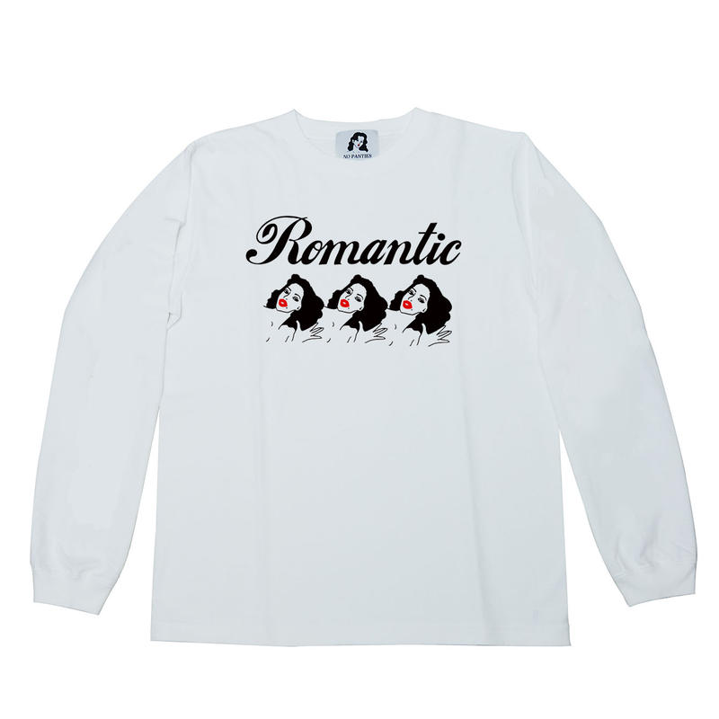 Romantic Long sleeve T shirt
