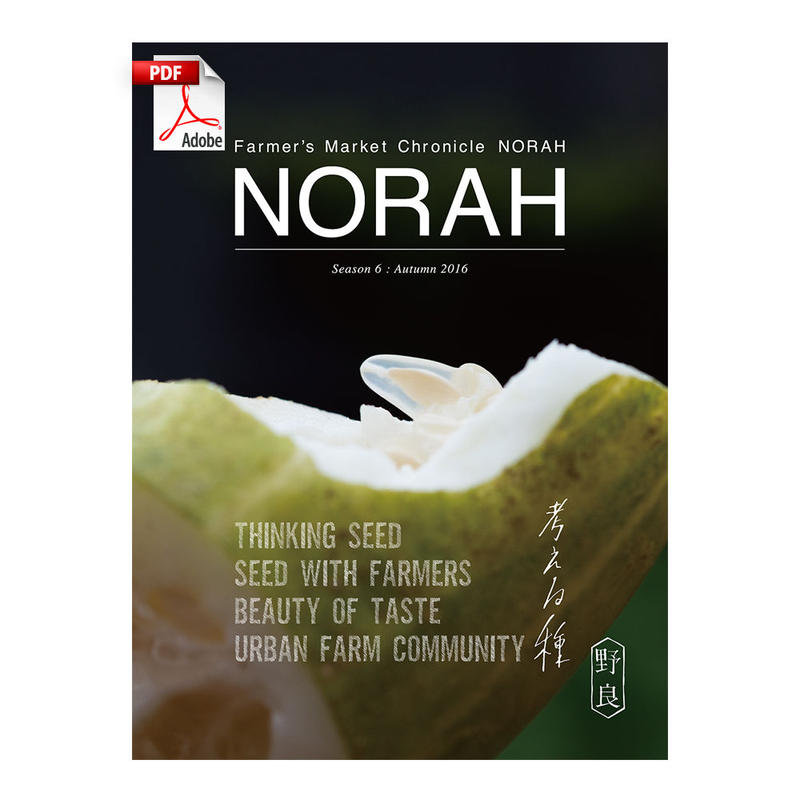 【PDF版】NORAH Season6 : Autumn 2016