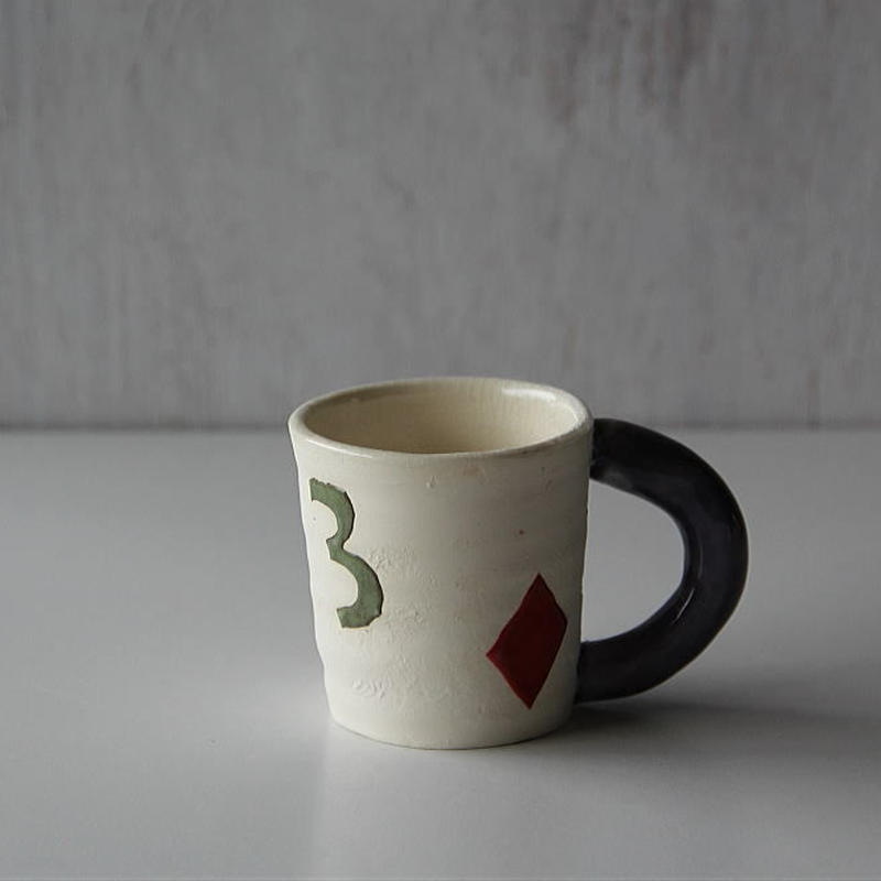 キムホノ 3のデミタスカップ