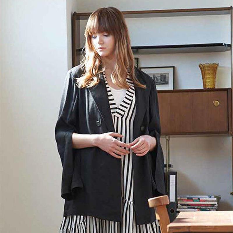 【ALYSI】(09155527)ジャケット NorieM magazine #37 P71掲載