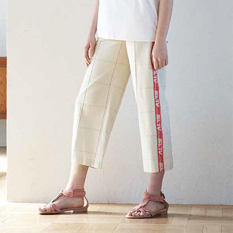 【ALYSI】(09155512)パンツ NorieM magazine #37 P67掲載