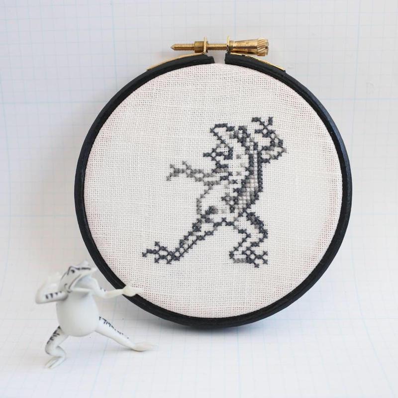 GIGA SET  with hoop