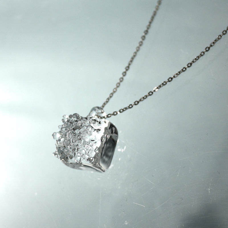 Square Cube Necklace / スクエアキューブネックレス