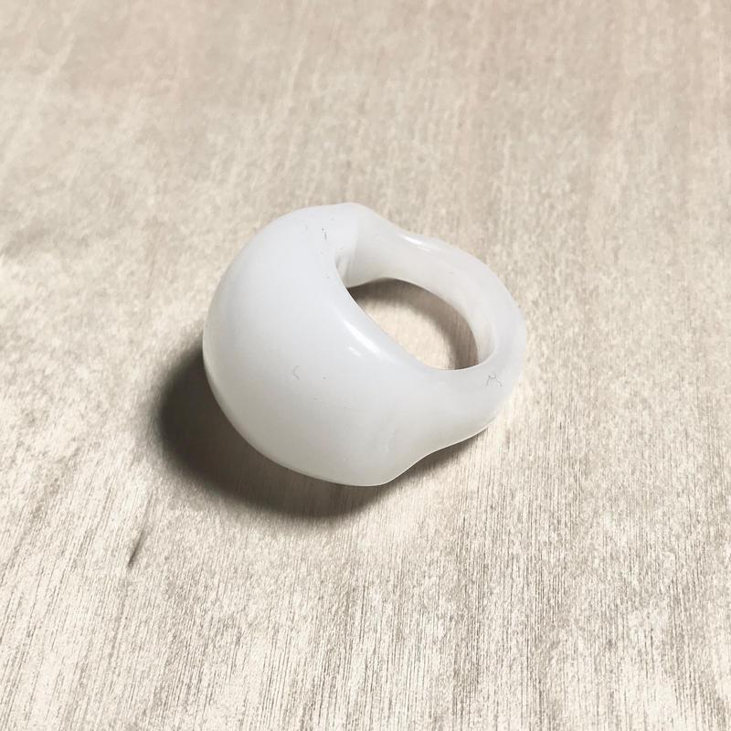 Air Ring  White  / エアーリング ホワイト