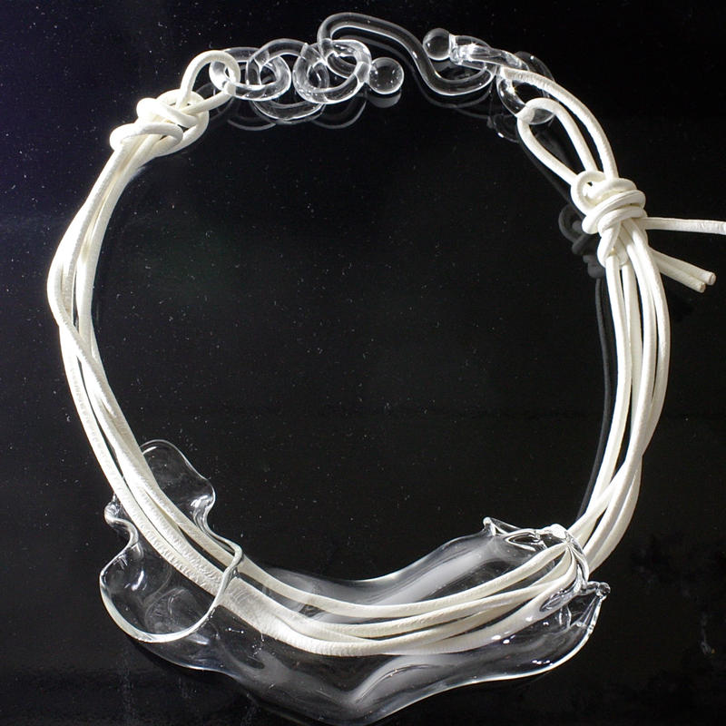 Angelica Choker Clear / アンジェリカチョーカークリア