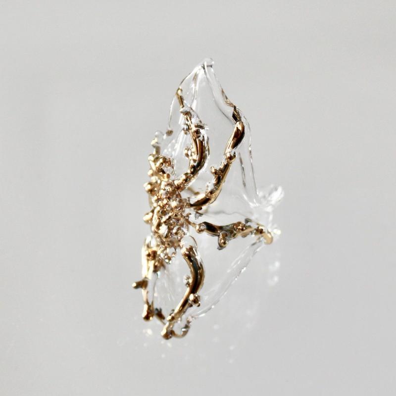 Spider Ring Gold / スパイダーリングゴールド