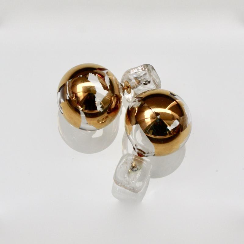 Bonbon Earrings L / ボンボンピアス