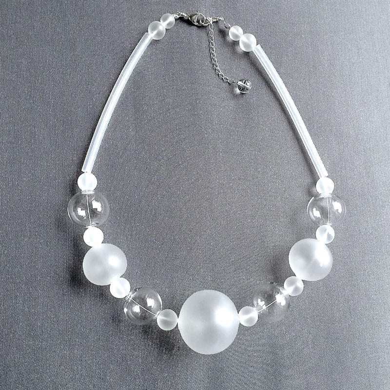Bonbon Frost Necklace / ボンボンフロストネックレス