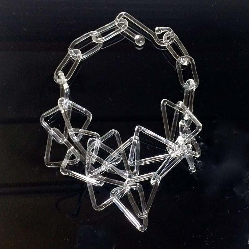 Triangle Necklace /トライアングルネックレス