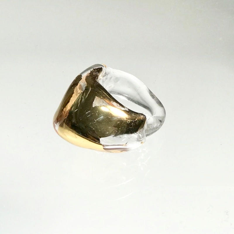 Air Ring Gold / エアーリング  ゴールド