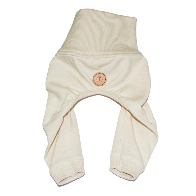Organic Cotton Rib Pants<オーガニックコットンスムース リブパンツ> M
