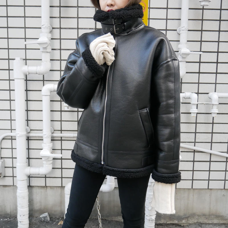 再販売:mouston jacket