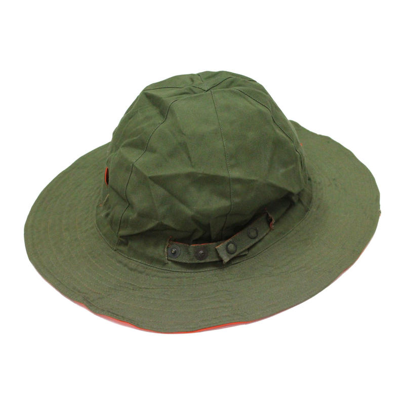 NOS 60's U.S.MILITARY HAT, REVERSIBLE, SUN デッドストック リバーシブル サンハット