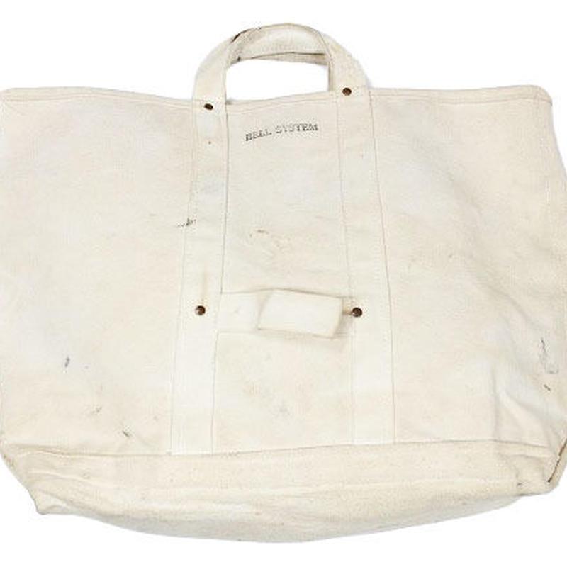 60's BELL SYSTEM Lineman Canvas Tool Bag ベルシステム キャンバスツールバッグ