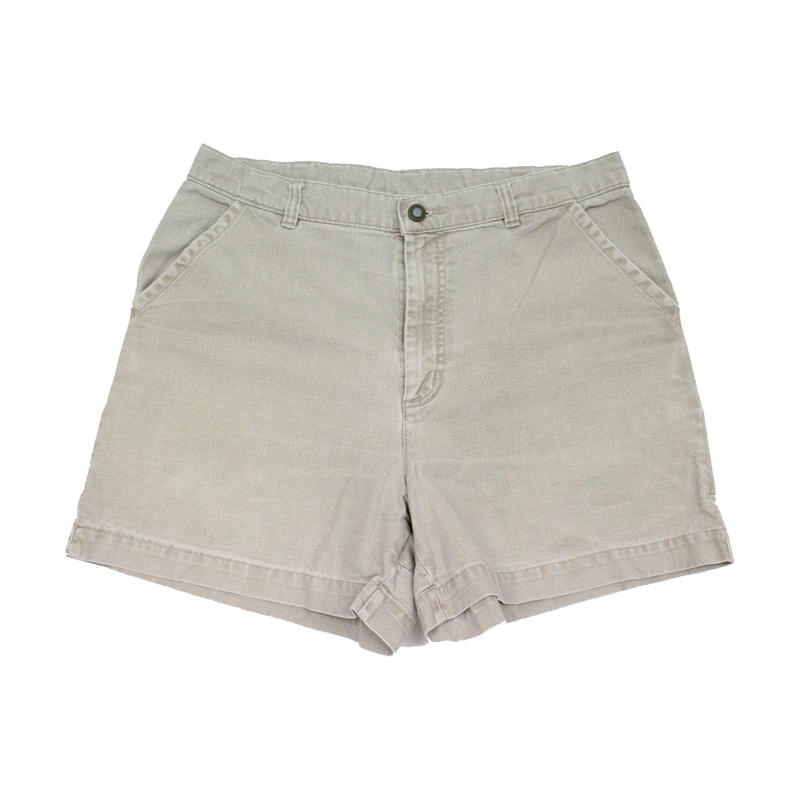 90's~ PATAGONIA Stand Up Shorts (34) パタゴニア スタンドアップ ショーツ カーキ系