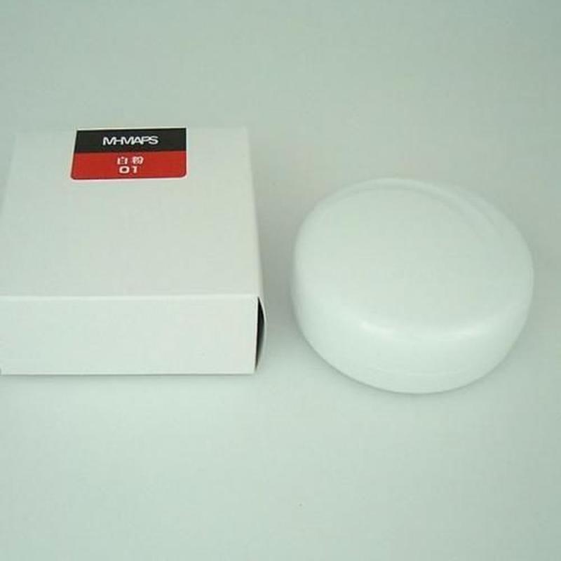 粉白粉 01ホワイト