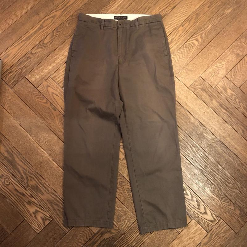 "00's ""Banana Republic"" Hacking Pant モスグリーン"