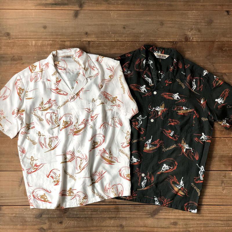 『SD Surfer Hawaiian Shirt』