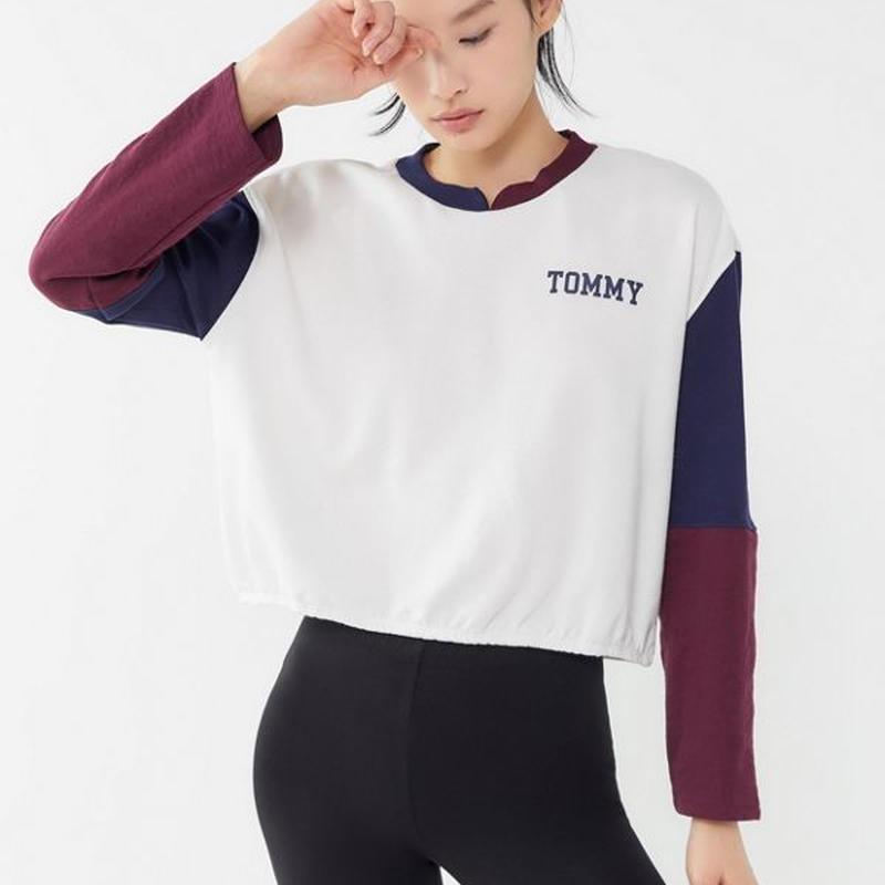【Tommy Hilfiger】スウェットシャツ トップス