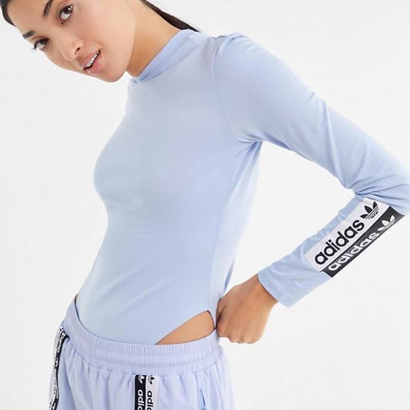 【adidas】ボディスーツ シンプル