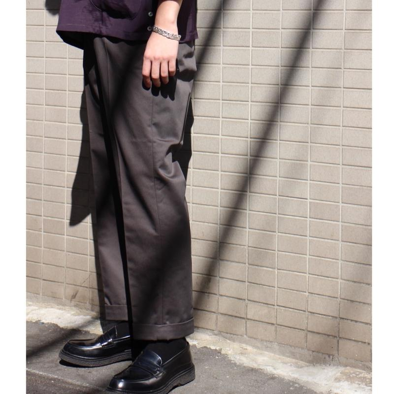 WORK TAPERED PANTS【MENS】