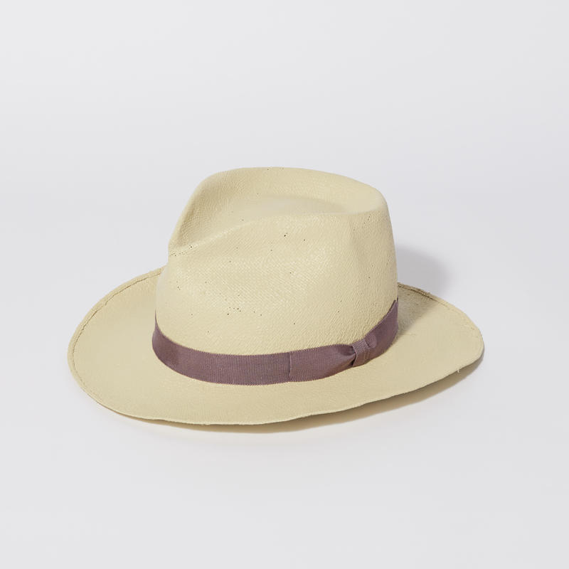 SHOWER PROOF PANAMA HAT【UNISEX】