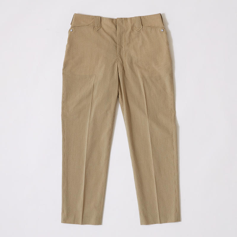 SEERSUCKER WESTERN PANTS【MENS】
